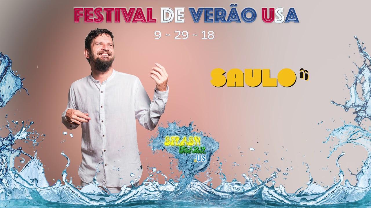 Download Festival de Verão USA presents CaliSamba & Debut US Performance by SAULO