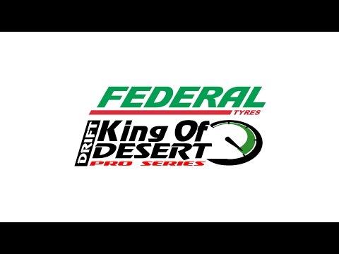 King Of Desert Drift