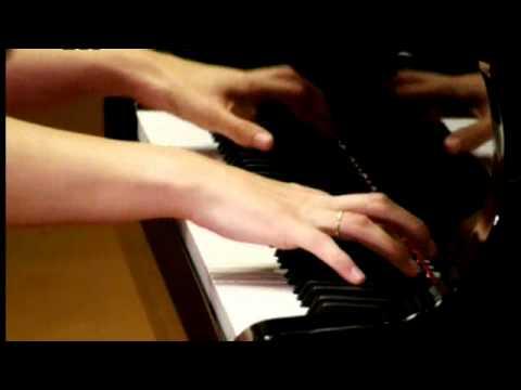 Katalin Zsubrits plays Liszt - Liebestraum No. 3 Love Dream (live)