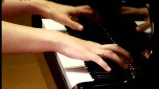 Katalin Zsubrits plays Liszt - Liebestraum No. 3 Love Dream (live)
