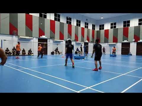 Badminton Friendly Match SIDAI BC VS SUBC (Away)