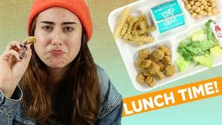 Adults Try Public School Lunches thumbnail