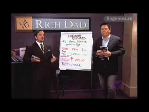 Смотреть Р. Кийосаки - Инвестирование в недвижимость онлайн