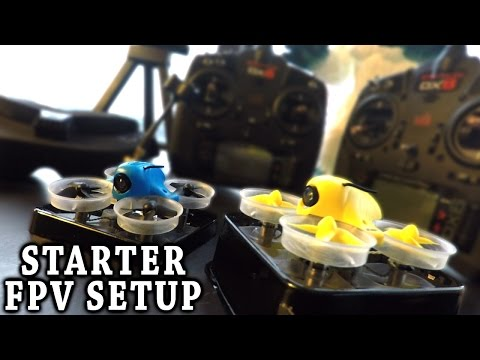 How to get into FPV Drones (Blade Inductrix)