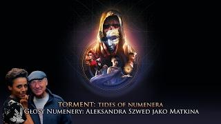Torment: Tides of Numenera - Ola Szwed jako Matkina