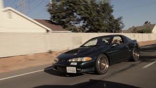 Big Turbo AWD Eagle Talon caught me by surprise!