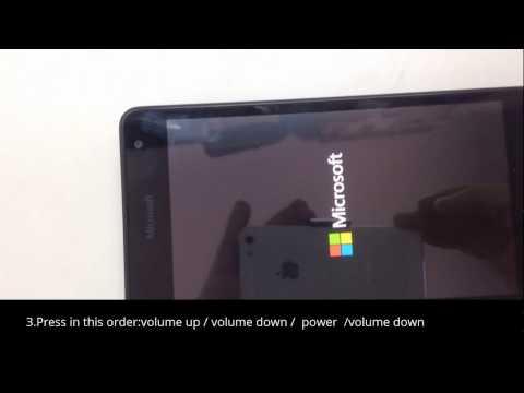 Easy Hard Reset Microsoft Lumia 540, 430, 640, 435, 532, 535, 735, 730, 830, 530, 930, 635,2520,525