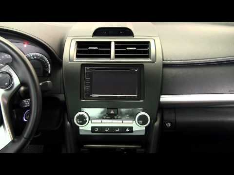 metra toyota camry 2012 up 99 8232b dash kit youtube. Black Bedroom Furniture Sets. Home Design Ideas