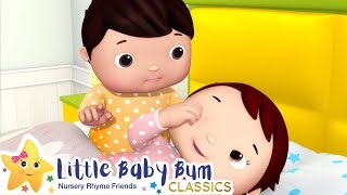 10 Babies in The Bed Song +More Nursery Rhymes & Kids Songs - ABCs and 123s | Little Baby Bum