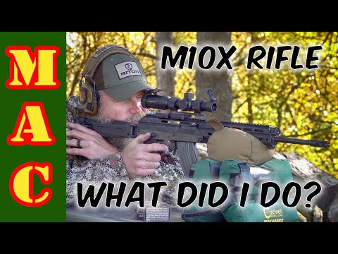 M&M Industries M10X-Z - Why did I buy this thing?