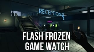Flash Frozen (Free PC Horror Game): FreePCGamers Game Watch