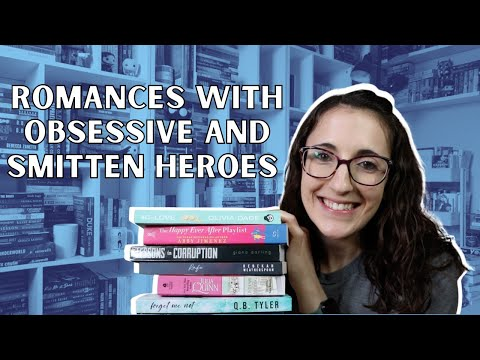 Obsessive and Smitten Heroes in Romance Books   Romance Recommendations
