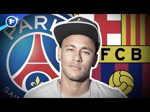 """Pourquoi le dossier """"Neymar au PSG"""" n'est toujours pas bouclé   Revue de presse"""