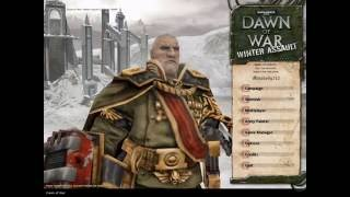 PC Longplay [611] Warhammer 40000 Dawn of War Winter Assault (Part 2 of 2)