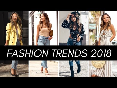 11 Practical Fashion Trends 2018 That Are Easy To Wear