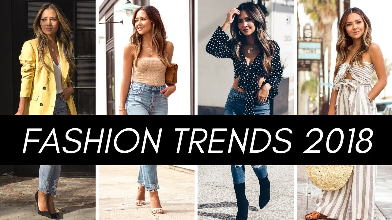 11 Practical Fashion Trends 2018 That Are Easy To Wear Spring Summer