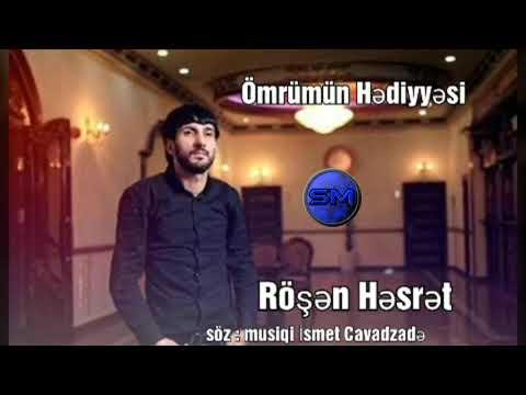 Rovsen Hesret - Omrumun Hediyesi [Official Audio]