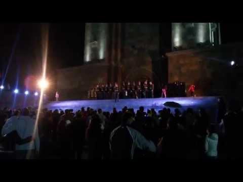 9 мая 2015, ДЕНЬ ПОБЕДЫ, г. Ереван (May 9, 2015, Victory Day, Yerevan)