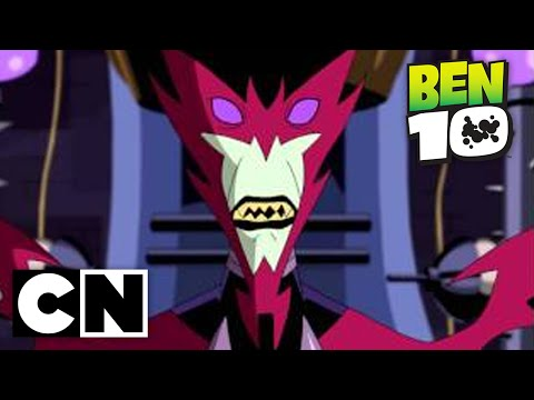 Ben 10: Omniverse - The Vampire Strikes Back (Preview) Clip 1