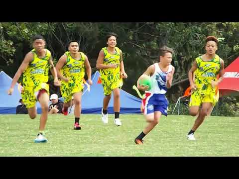 U16 American Samoa Boys  NZTFI  Oceanic Cup Tourament Youth Champions 2018