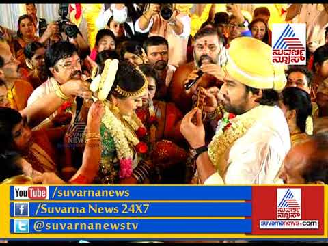 Meghana Raj And Chiranjeevi Sarja Wedding Took Place According To Hindu Traditions