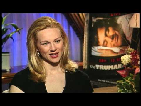 The Truman Show: Laura Linney Exclusive Interview