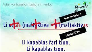 KAPABLA adjetivo em Esperanto