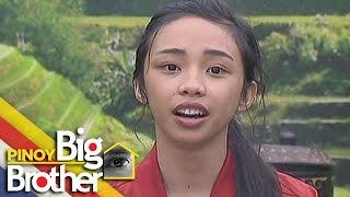 Pinoy Big Brother Season 7 Day 65: Kuya, tinanong si Maymay kung bakit nya idolo si Enrique