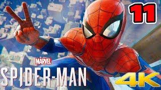 Spider-Man PL (11) - SPIDER-NINJA-MAN! [PS4 PRO] | 4K | Vertez