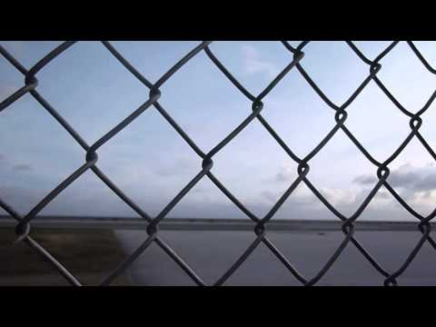 Marshal Islands   Majuro Airport Fence