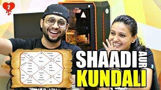 KUNDALI AUR KARMA | BUDGET SHAADI [Episode 2] | कुंडली और कर्मा Podcast