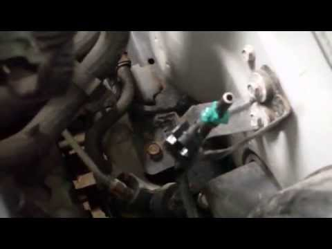 hqdefault how to nissan sentra 1 8l fuel pressure youtube  at edmiracle.co