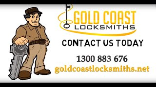 Locksmith Oxenford QLD - Ph: 1300 883 676 for Emergency Lockout Assistance