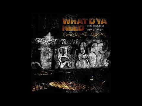 "Belles in Monica - ""What D'Ya Need"" (H.A.R.D. Mr Krash Slaughta Remix)"