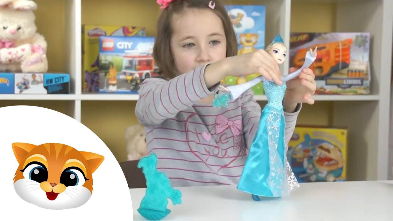 Niewiarygodnie Zabawki dla dziewczyn - zestawy zabawek dla dzieci - Dziecko TV XW43