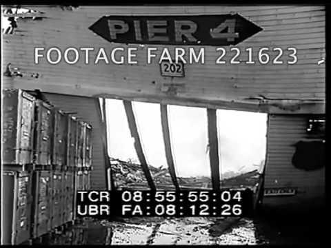 Fire Destroys Army Pier 221623-51   Footage Farm