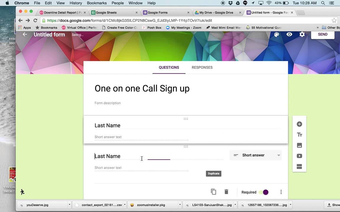 google forms sign up sheet pike productoseb co