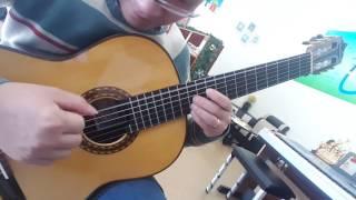 [classical guitar] NHỮNG ÁNH SAO ĐÊM play by NGUYỄN VĂN PHÚC