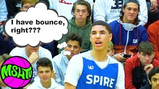Does Melo have BOUNCE???  LaMelo Ball Dunk Video - What do you think?