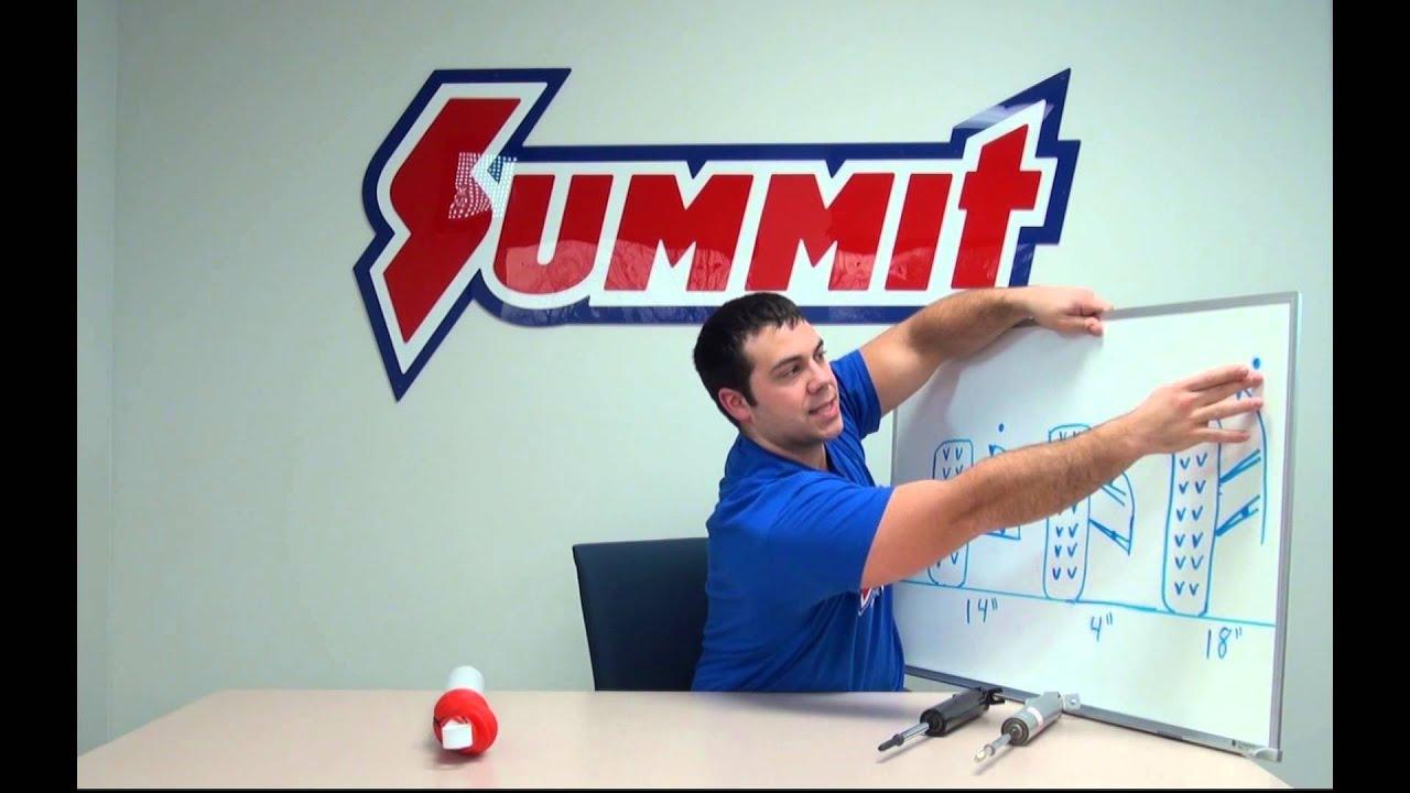 How To Measure Shock Length Summit Racing Quick Flicks Youtube Chevy Blazer Tie Rod Diagram Premium