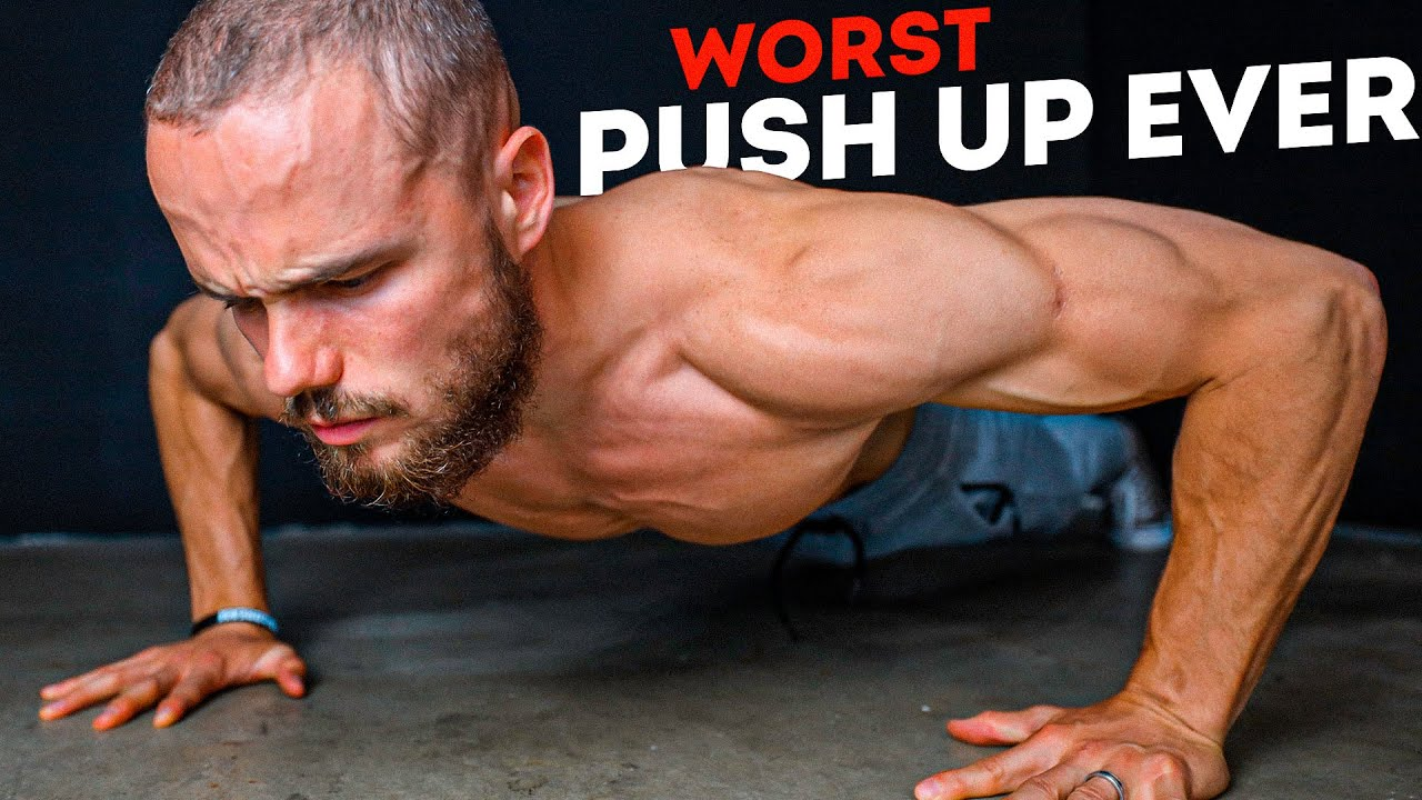 THE WORST Push Up Variation You Should Stop Doing!