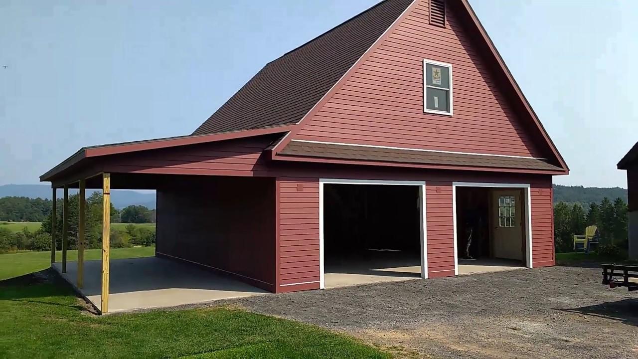 Build a Garage Cape with studio apartment