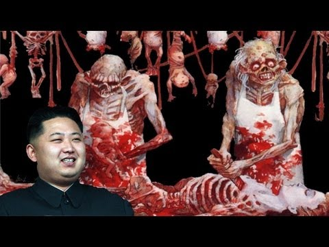 North Korea cannibalism: parents eat children in latest famine