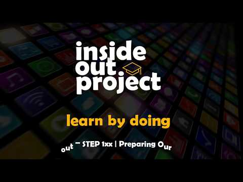 inside out project – STEP 1xx | Preparing Our Project