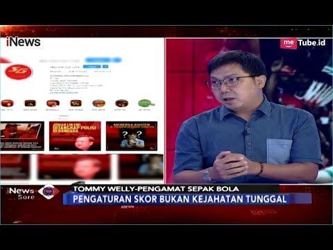 EKSKLUSIF! Praktik Kotor Pengaturan Skor PSSI - iNews Sore 28/12