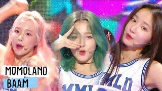 [HOT] [쇼음악중심]MOMOLAND - BAAM, 모모랜드 - BAAM Show Music core 20180707
