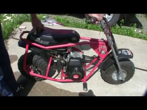 Doodle Bug 97cc Mini bike