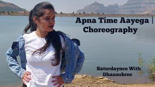 Apna Time Aayega | Gully Boy | Ranveer Singh | DIVINE | Hip Hop Dance Choreography