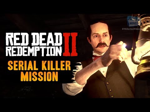 Red Dead Redemption 2 Serial Killer Mission - American Dreams thumbnail