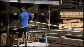 Vitex Flooring South Pacific Timber - Made From New Zealand